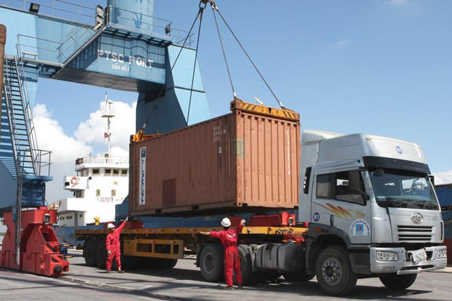 Lần đầu tiên công bố bộ chỉ số ngành logistics Việt Nam