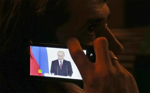 Những cách Putin có thể dùng để răn đe Ukraine