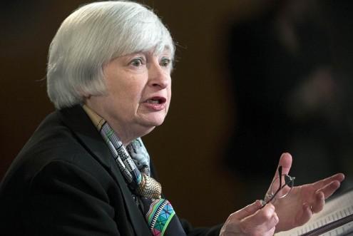 Fed tiếp tục giảm kích thích 10 tỷ USD, phát tín hiệu nâng lãi suất