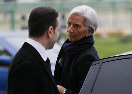 Tổng giám đốc IMF lại ra hầu tòa