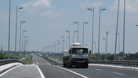 Cao tốc Cầu Giẽ - Ninh Bình: Chưa nghiệm thu vì chưa hoàn thiện