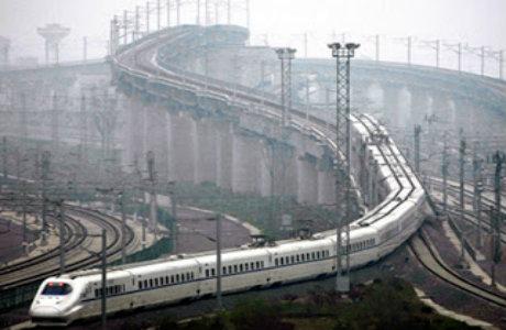 Trung Quốc trúng thầu cung cấp đầu máy xe lửa cho Nam Phi