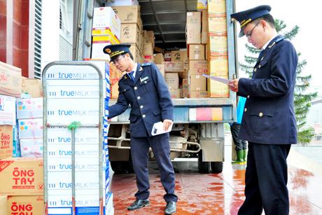Yêu cầu kiểm soát các lô hàng bột ngọt nhập khẩu