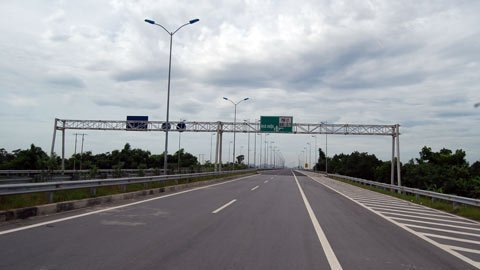 Cao tốc Ninh Bình - Thanh Hóa sẽ có 2 làn xe