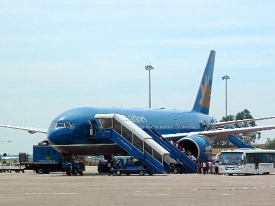 Lộ dần giá trị Vietnam Airlines