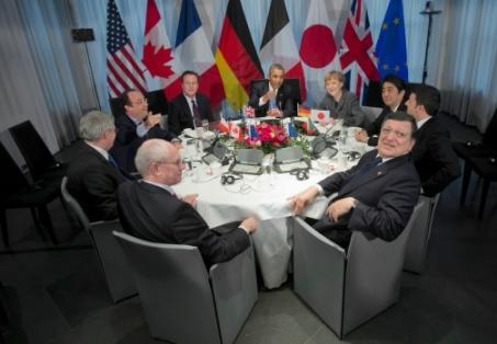 Nga bị tẩy chay khỏi G8
