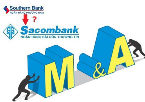 Sáp nhập Southern Bank là quyết định hợp lý của Sacombank?