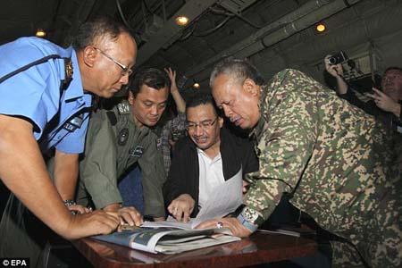 Giới chức quân sự Malaysia luôn bác bỏ nhận định không quân đã không làm tròn nhiệm vụ