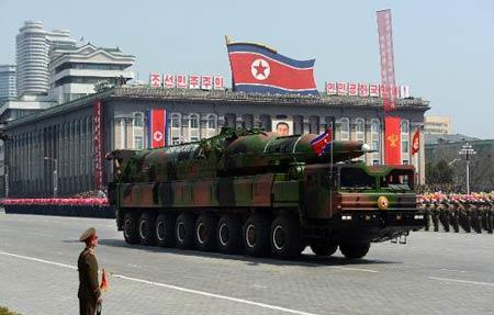 Triều Tiên coi Trung Quốc là