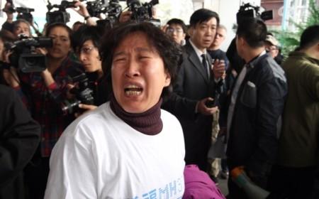 Các gia đình hành khách mất tích đang vô cùng đau buồn và giận dữ