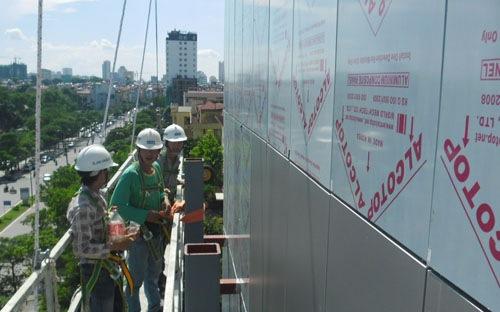 Vốn đầu tư tòa nhà cao thứ hai Hà Nội lên tới 500 triệu USD