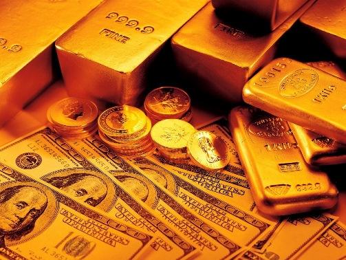 Giá vàng xuống thấp nhất 5 tuần do lo ngại Mỹ sẽ nâng lãi suất