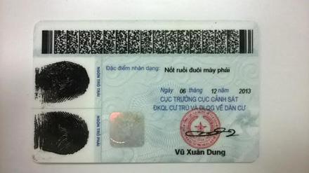 Từ 1/4, cấp chứng minh nhân dân mới trên toàn Hà Nội