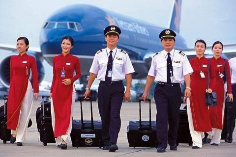 Vietnam Airlines lên tiếng vụ tiếp viên bị bắt tại Nhật