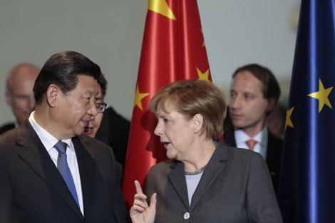 Vì sao Đức muốn Chủ tịch Trung Quốc tránh xa đài tưởng niệm người Do Thái?