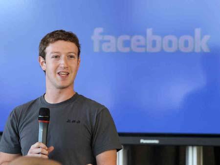 Ông chủ Facebook mất hơn 3 tỷ USD chỉ trong 1 tuần