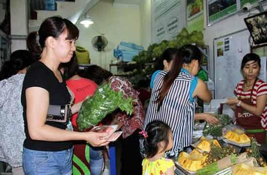 Bát nháo thị trường rau hữu cơ
