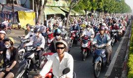 Điều ít nhắc đến sau sự 'thống trị' của xe máy