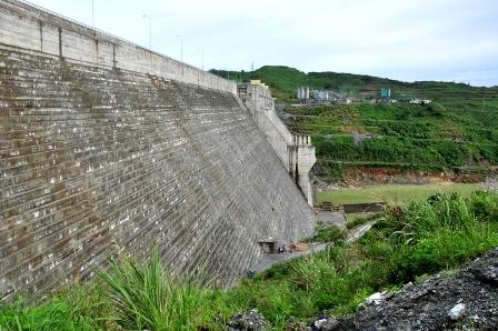 Động đất 3,4 độ richter tại vùng thủy điện Sông Tranh 2