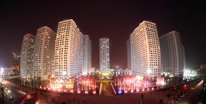 Vingroup tăng trưởng mạnh nhờ Times City và Royal City