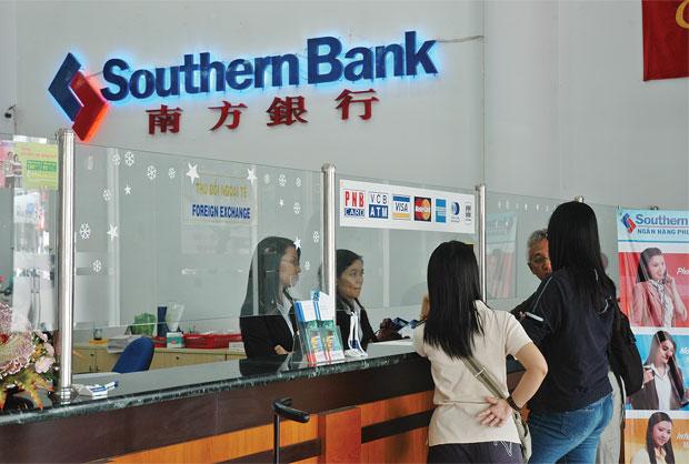 Các khoản phải thu của Southern Bank tiếp tục phình to