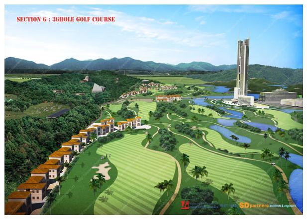 Siêu dự án Dream City 1,5 tỷ USD chỉ là