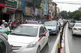 Taxi Hà Nội sẽ mang phù hiệu riêng