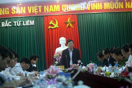 Hai quận mới của Hà Nội xin thêm biên chế