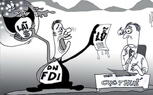 "Doanh nghiệp FDI vẫn khai lỗ ""khủng"""