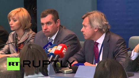 Các đại diện của Nga đã chỉ trích quyết định của PACE.