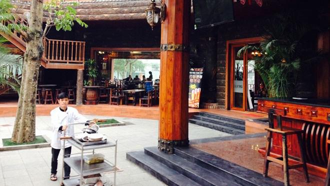 Hà Nội: Thanh tra dự án bãi đỗ xe biến tướng thành nhà hàng