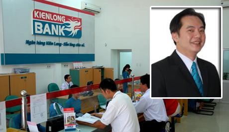 Nguyên Phó Tổng Southern Bank xin rút khỏi HĐQT KienLong Bank