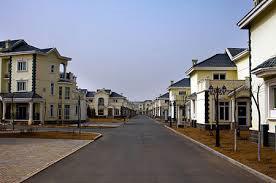 """Thị trường bất động sản đóng băng, tạo ra nhiều đô thị """"ma"""" ở Trung Quốc Ảnh: INTERNET"""