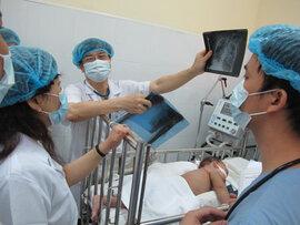 Bộ Y tế không giấu thông tin dịch sởi