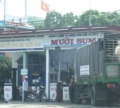 Phú Yên: Bán 18.000 lít dầu lậu, bị phạt 90 triệu đồng