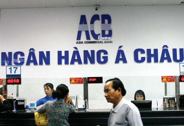 Nhà đầu tư ẩn danh bất ngờ gom 8,6 triệu cổ phần ACB trên sàn