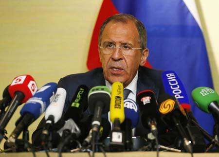 Nga cáo buộc Ukraine phá vỡ hiệp định Geneva