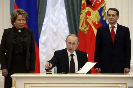 Putin muốn