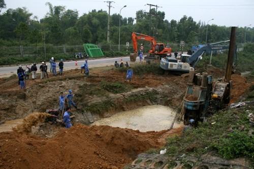 Đầu tư hơn 250 triệu USD cho hệ thống cấp nước trục đường Láng - Hòa Lạc
