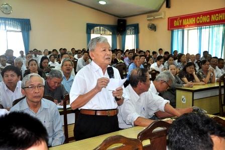 Ông Nguyễn Bá Thanh: Không khoan nhượng với tham nhũng!