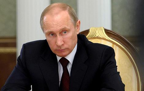 Putin : Washington đứng sau khủng hoảng Ukraine nhưng giấu mặt