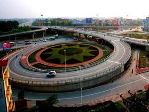 2.850 tỉ xây cầu vượt 6 làn xe ở cửa ngõ Hà Nội