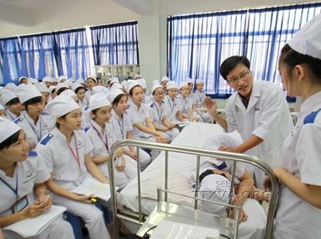 Vay World Bank 106 triệu USD cải thiện nhân lực ngành y tế