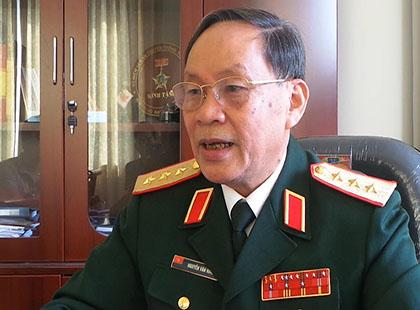 Nguyên Thứ trưởng Bộ Quốc phòng: