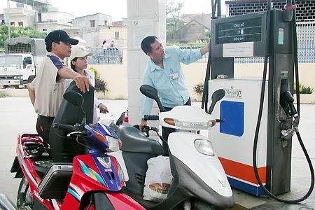 Quyền định đoạt giá xăng dầu được chuyển sang Bộ Công thương