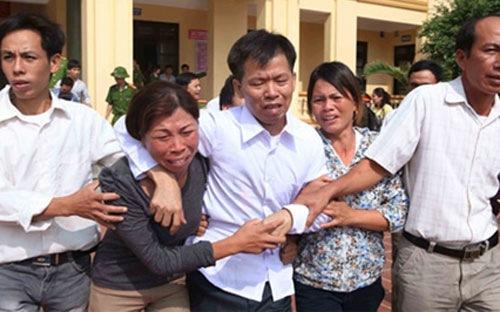 Bắt hai cán bộ vì án oan Nguyễn Thanh Chấn