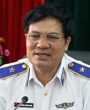 Tư lệnh Cảnh sát biển bác thông tin tàu Việt Nam đâm tàu Trung Quốc 171 lần