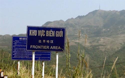 Người nước ngoài không được cư trú tại khu vực biên giới