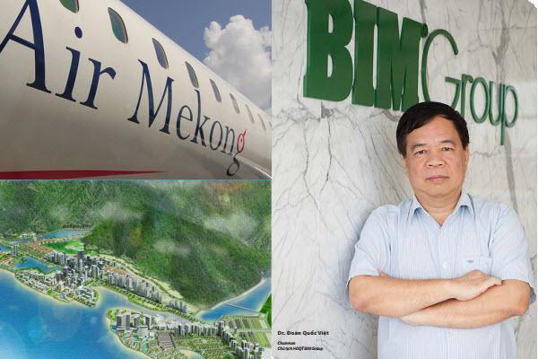 Ông Đoàn Quốc Việt: Đại gia cũng ngại bị thâu tóm