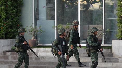 Thái Lan: Điều gì sẽ xảy ra tiếp theo sau tình trạng thiết quân luật?